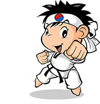 tae kwon do nyc korean school rh nyckoreanschool org taekwondo silhouette clip art taekwondo clip art black and white